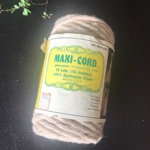 Maxi-Cord for Marcame